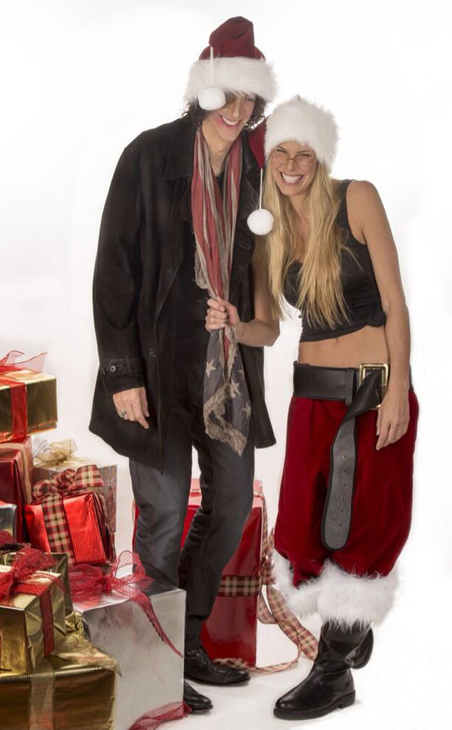 Howard Stern, Beth, Holiday Card, Twitter