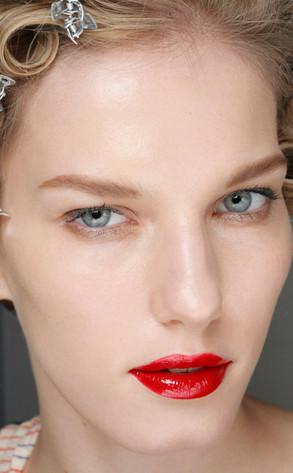 Marc Jacobs model, Shiseido