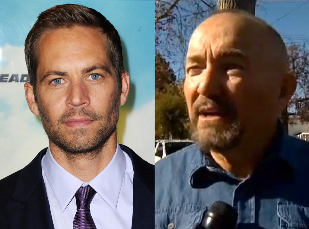 Paul Walker, Father, Paul Walker, Sr.