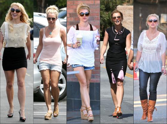 O estilo de Britney Spears
