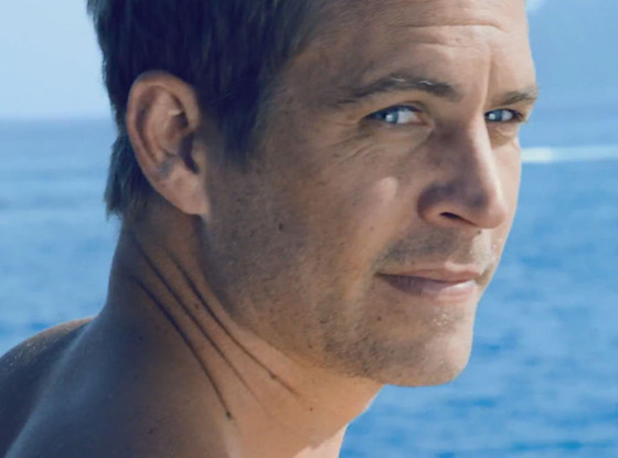 Paul Walker, Davidoff Commerical