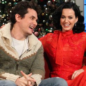 Katy Perry, John Mayer, Ellen
