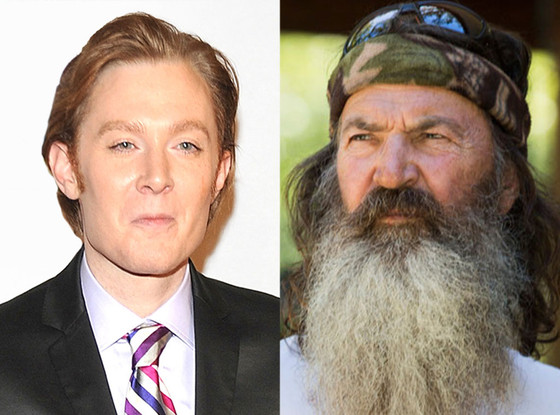 Clay Aiken, Phil Robertson, Duck Dynasty