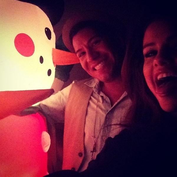 Selena Gomez, Christmas
