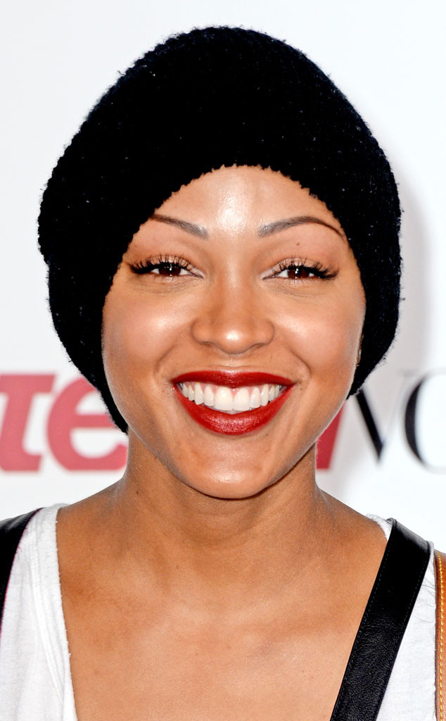 Beauty Police Meagan Good S Stunning Makeup Helps Us Forget The Bad