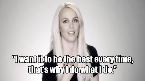 Britney Jean Recap