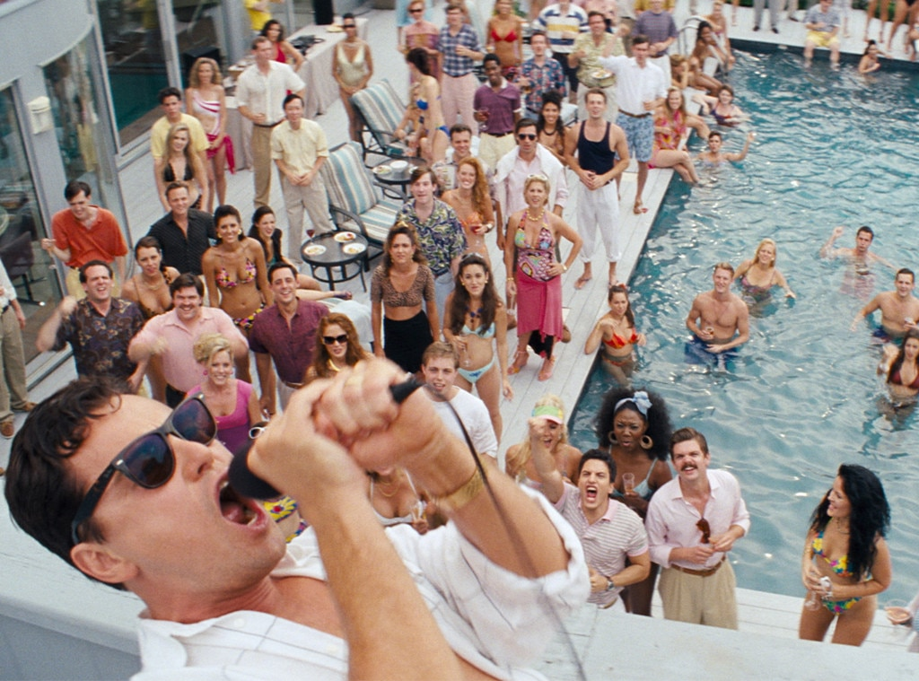 The Wolf of Wall Street  - Martin Scorsese  brought the outrageous rise and fall of successful stock broker-turned-convicted-criminal Jordan Belfort   to life in this 2013 drama starring  Leonardo DiCaprio .