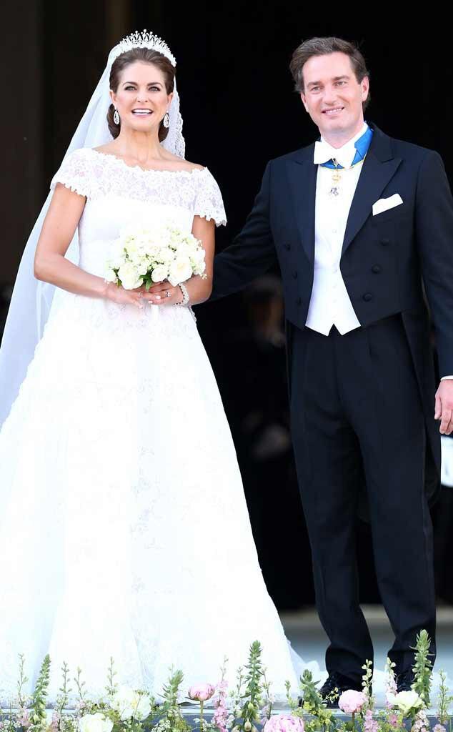 Princess Madeleine of Sweden, Christopher ONeill, Wedding