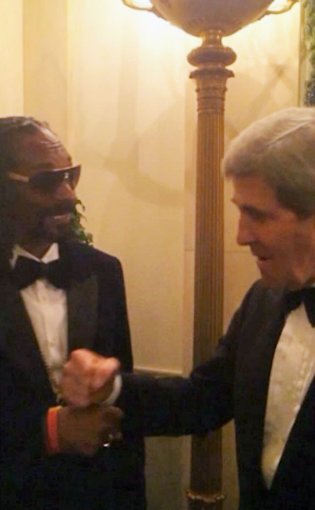 Snoop Dogg, John Kerry