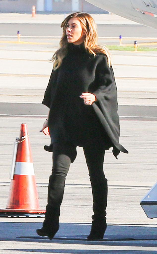 Kim Kardashian, Plane