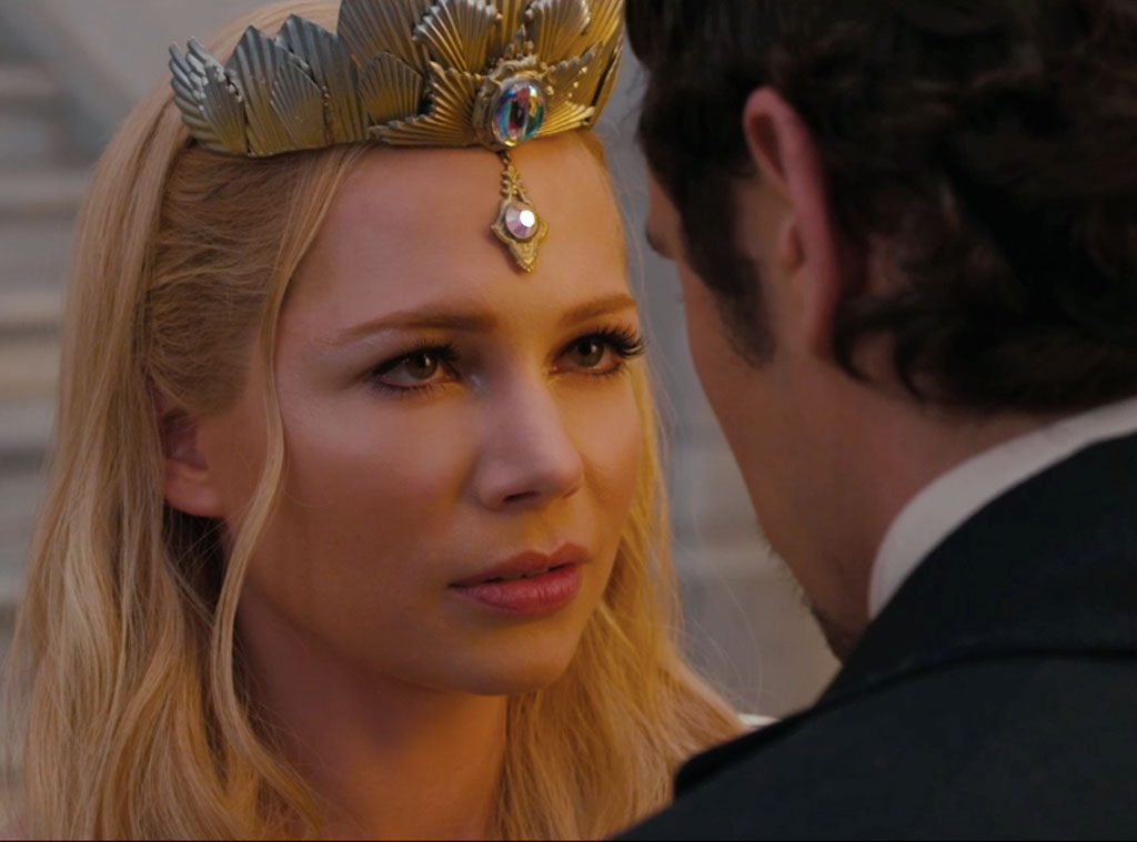 The Great and Powerful Oz, Michelle Williams, James Franco