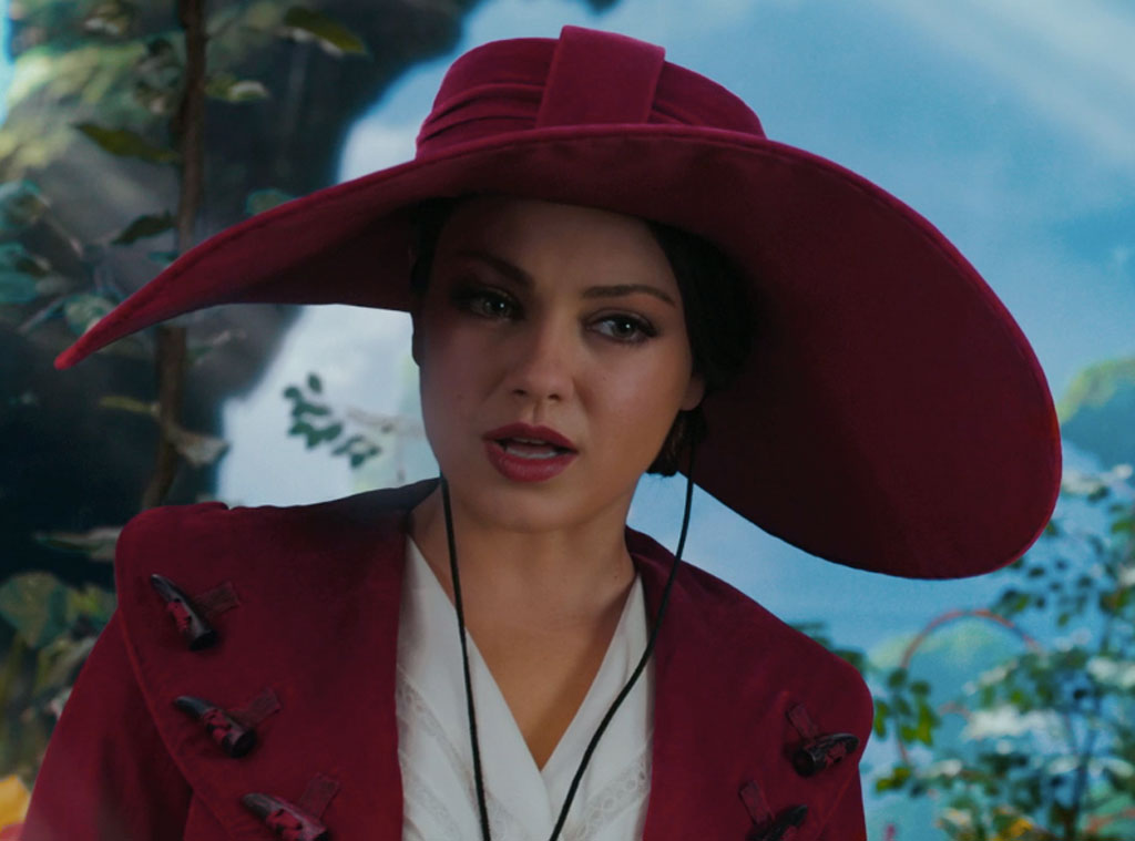 The Great and Powerful Oz, Mila Kunis