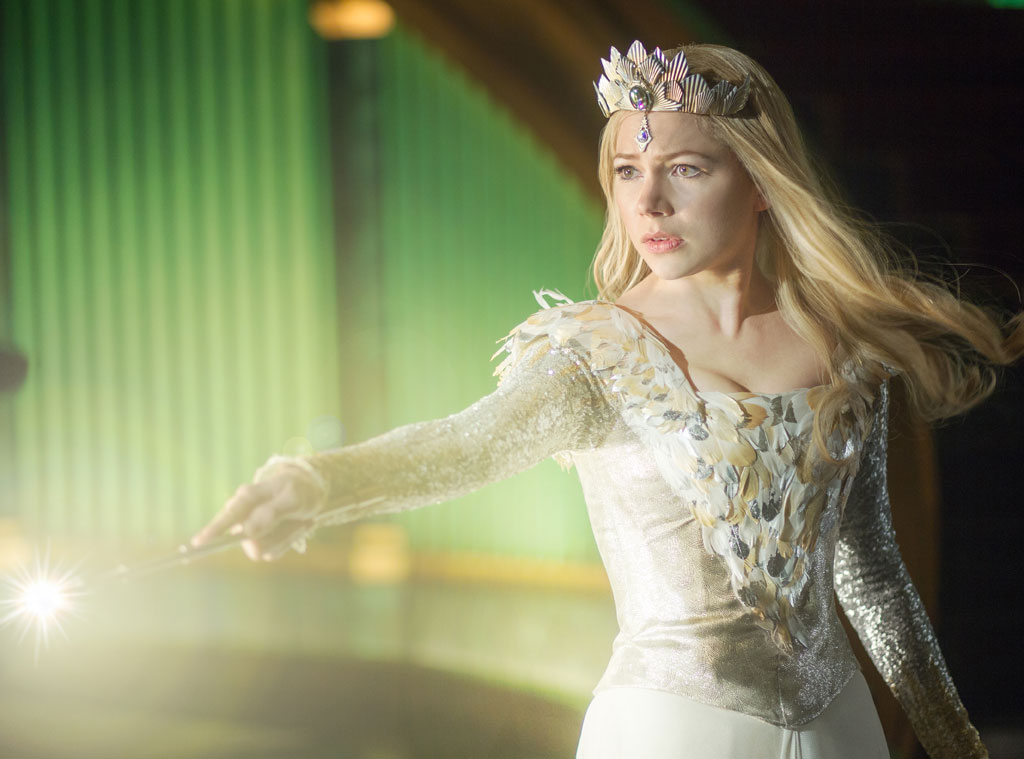 The Great and Powerful Oz, Michelle Williams