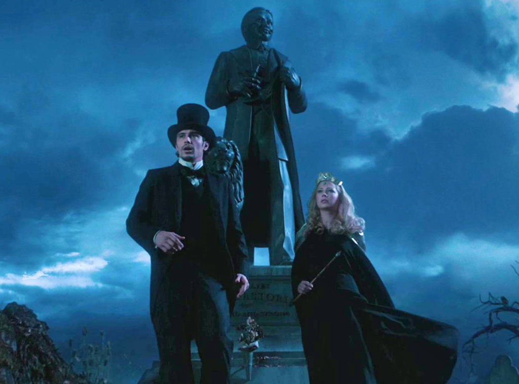 The Great and Powerful Oz, James Franco, Michelle Williams