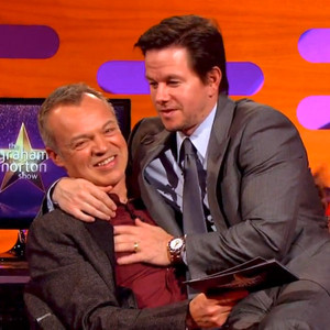 Graham Norton, Mark Wahlberg