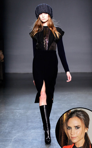 Victoria, Victoria Beckham, Model