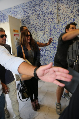 Megan Fox, Noah, Brian Austin, Brasil