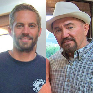 Paul Walker, Father, Paul Walker Sr.