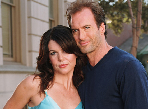 Gilmore Girls, Lauren Graham, Scott Patterson