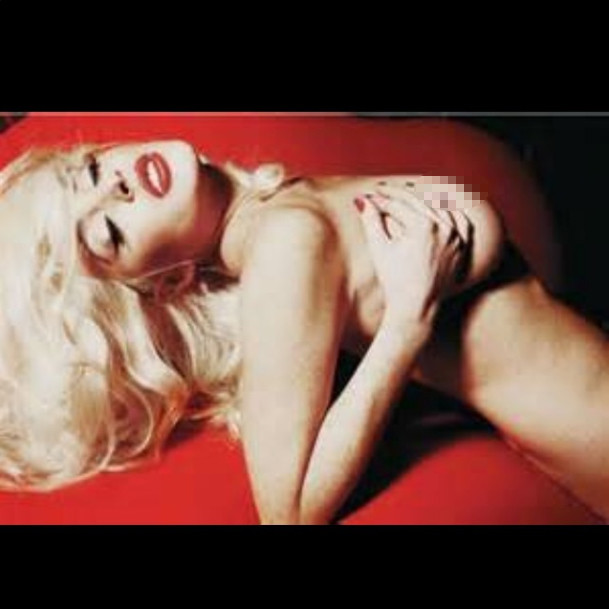 Lindsay Lohan, Playboy, Instagram