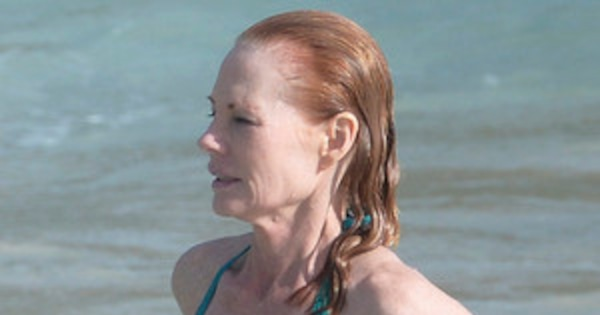Marg Helgenberger Is A Bikini Rocking Babe At 55 See The