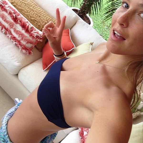 Check Out Bar Refaelis Latest Bikini Twitpic E News