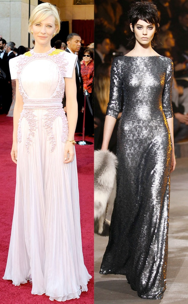 Golden Globe Gown Predictions, Cate Blanchett