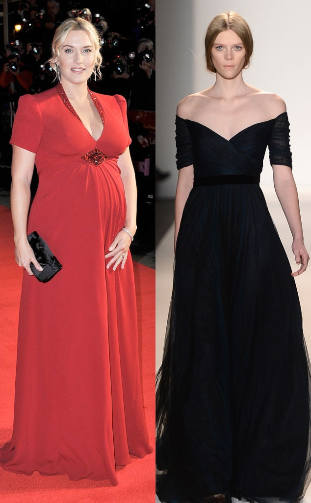 Golden Globe Gown Predictions, Kate Winslet