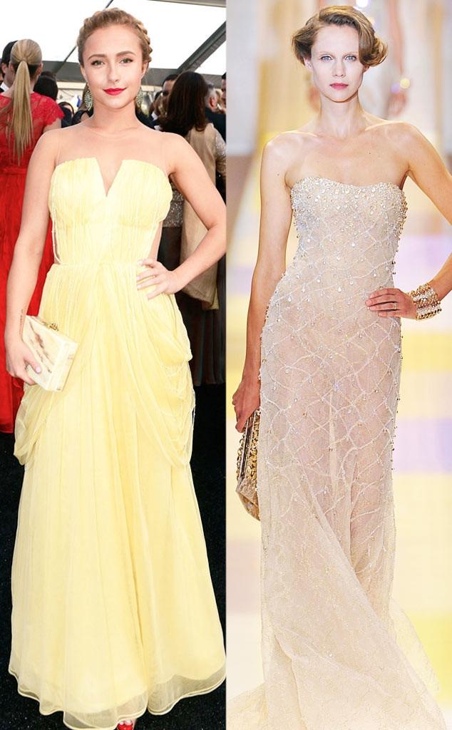 Golden Globe Gown Predictions, Hayden Panettiere