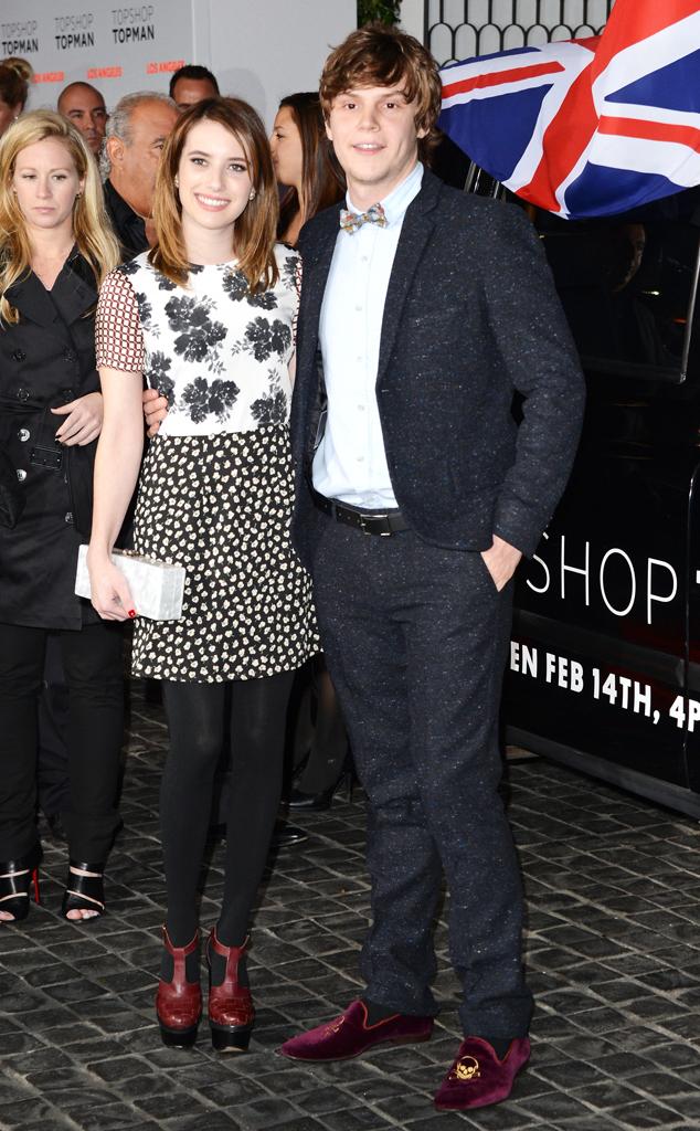 Emma Roberts Boyfriend