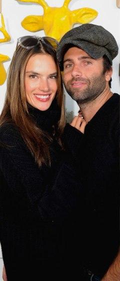 Alessandra Ambrosio, Jamie Mazur