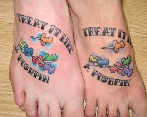 Couple Tattoos Soup