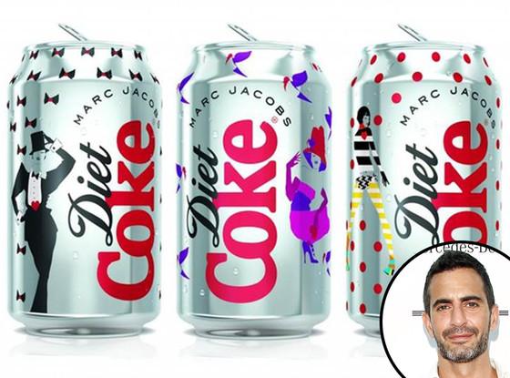 Marc Jacobs, Diet Coke