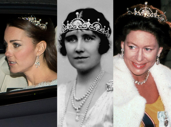 Kate Middletons Tiara 5 Things To Know About The Duchess Of