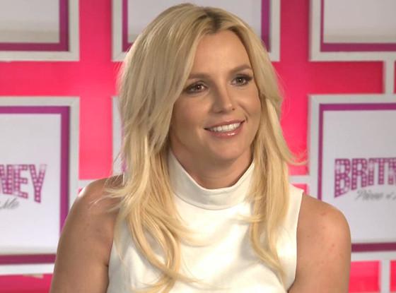 Britney Spears, Jason Kennedy, E! News interview
