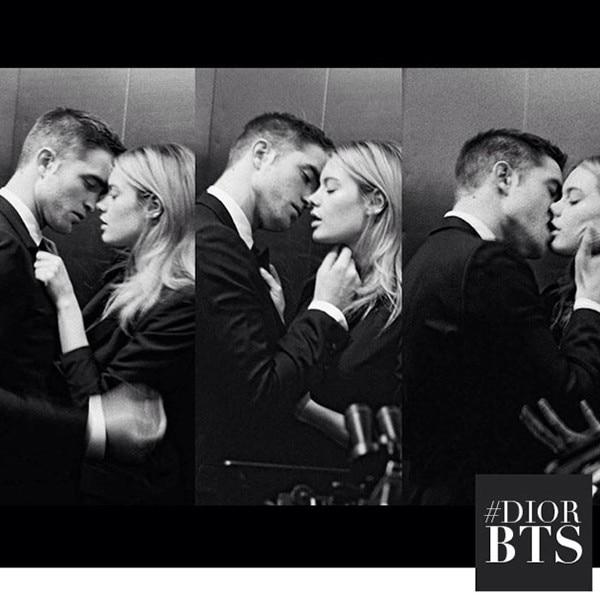 Robert Pattinson, Dior Homme, Instagram