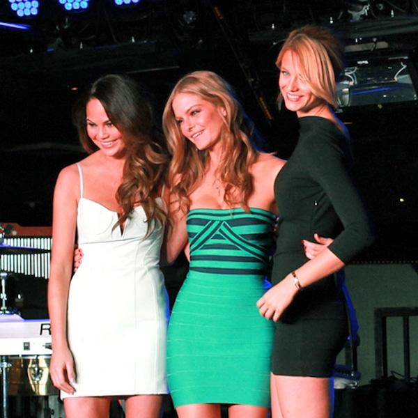 Chrissy Teigen, Jessica Perez & Kate Bock From Sports