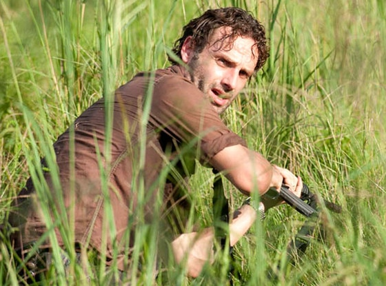 The Walking Dead, Andrew Lincoln