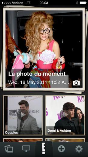 FR App screenshot 1