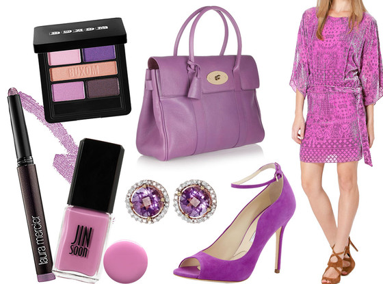 Pantone Color of the Year: Radiant Orchid Items