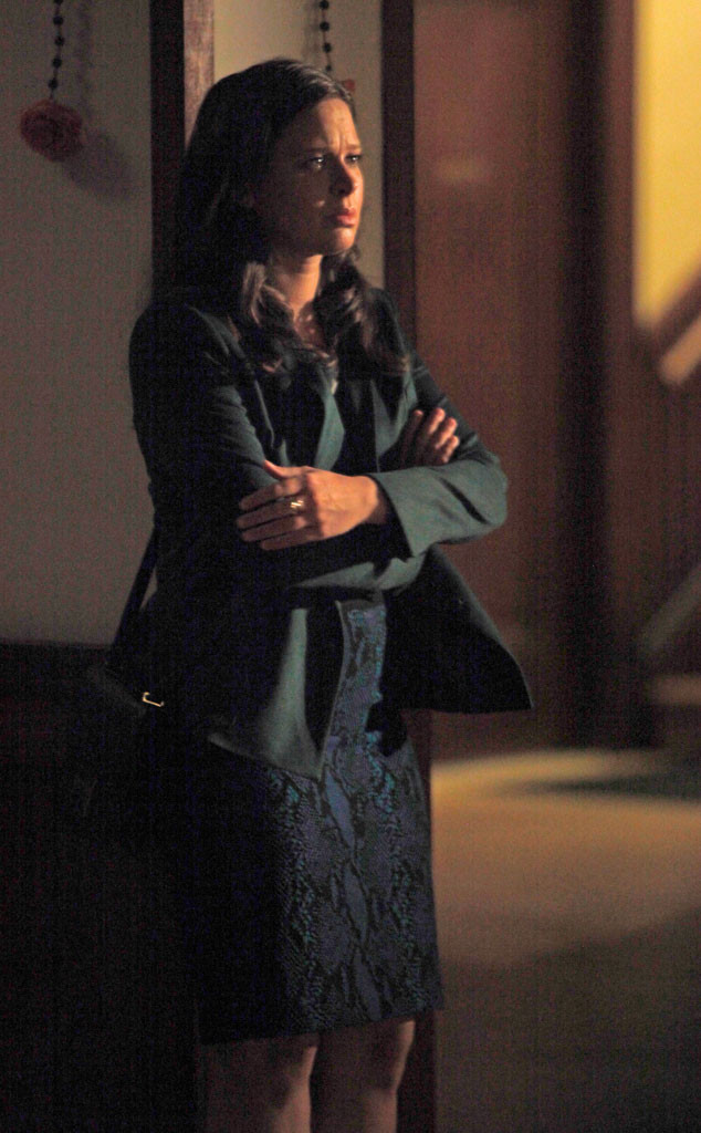 Katie Lowes, Scandal