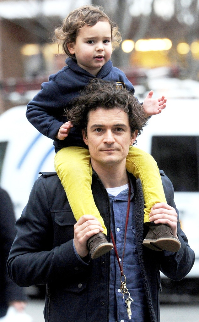 Orlando Bloom, Flynn Bloom