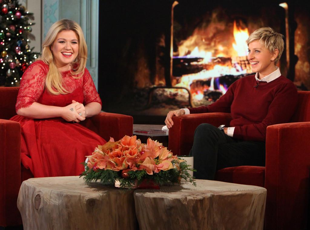 Kelly Clarkson, The Ellen DeGeneres Show