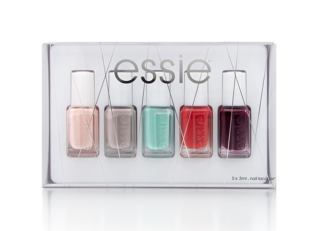 Essie 2013 Holiday Gift Set from Stocking Stuffers Under $20 | E! News