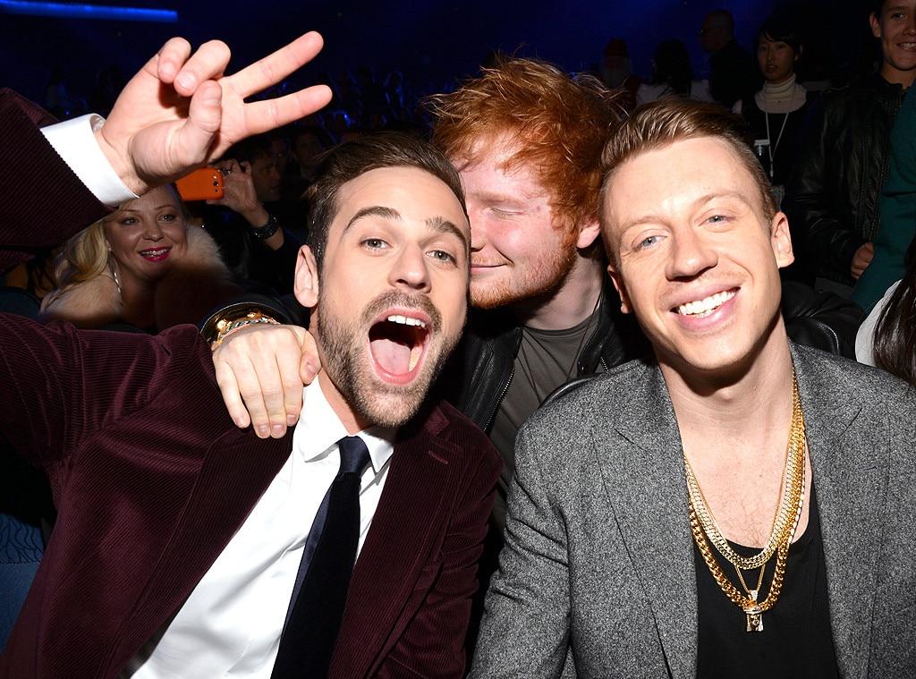 Ryan Lewis, Ed Sheeran, Macklemore, GRAMMY Nominations Concert Live!! Countdown