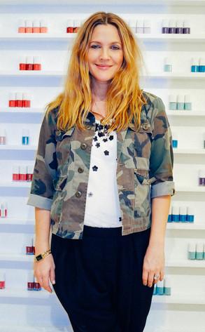 Drew Barrymore, FLOWER Nail'd It! Nail Lacquer