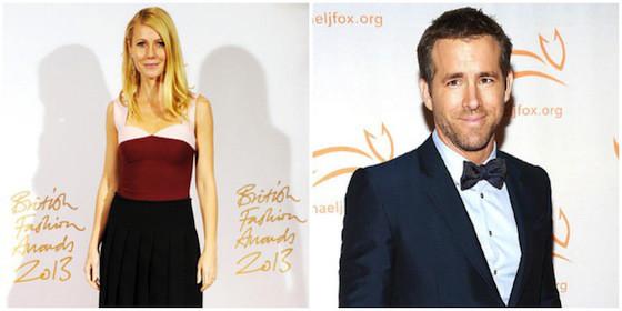 Gwyneth Paltrow, Ryan Reynolds