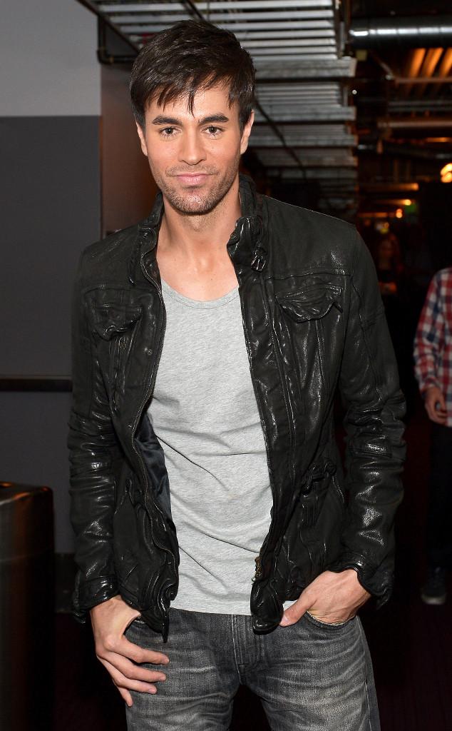Enrique Iglesias, The GRAMMY Nominations Concert Live!! Countdown