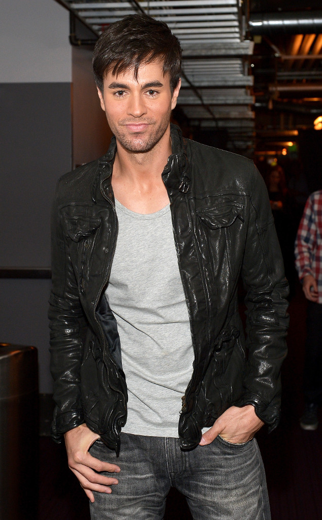 Enrique Iglesias, The GRAMMY Nominations Concert Live!! Countdown