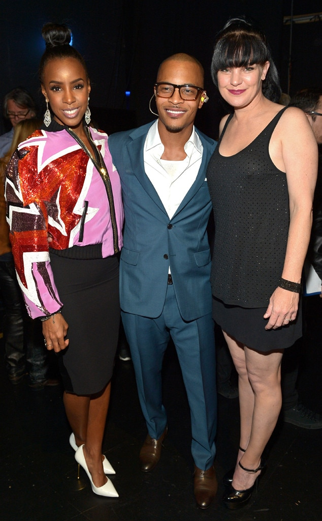Kelly Rowland, T.I., Pauley Perrette, The GRAMMY Nominations Concert Live!! Countdown